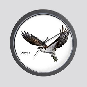 Osprey Wall Clock