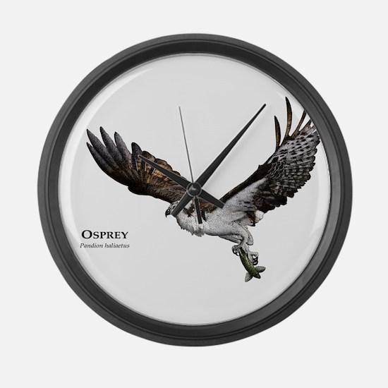 Osprey Large Wall Clock