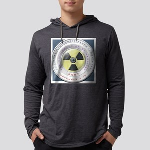 RadiologyWeek07A1blue1 Mens Hooded Shirt
