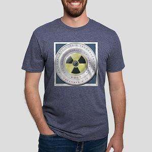 RadiologyWeek07A1blue1 Mens Tri-blend T-Shirt