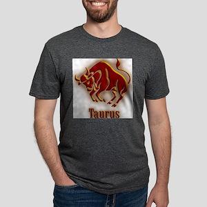 Taurus T-shirt Mens Tri-blend T-Shirt