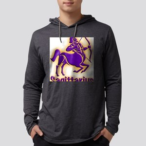 Sagittarius T-shirt Mens Hooded Shirt