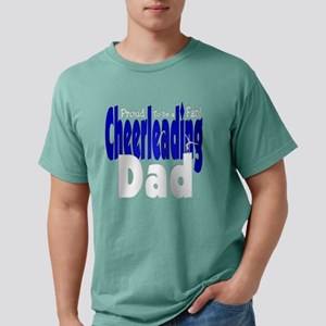 proud to be a fan dad bl Mens Comfort Colors Shirt