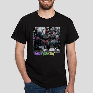 MGDAY4WHITE Dark T-Shirt