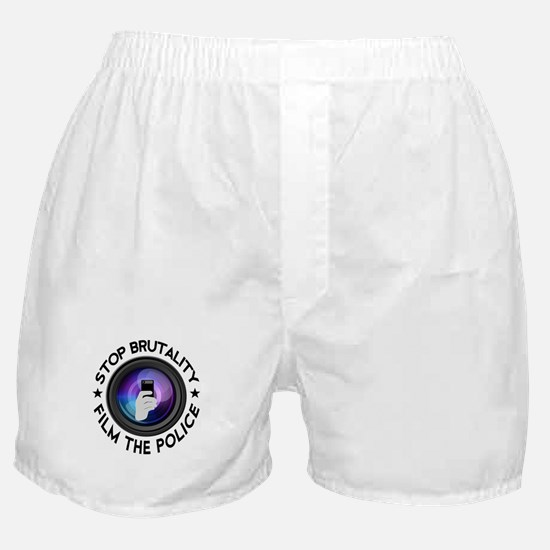 Film The Police Boxer Shorts