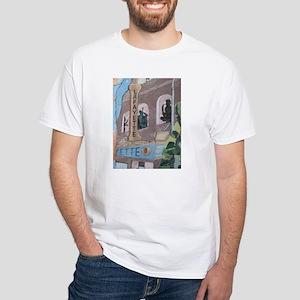 Lafayette White T-Shirt