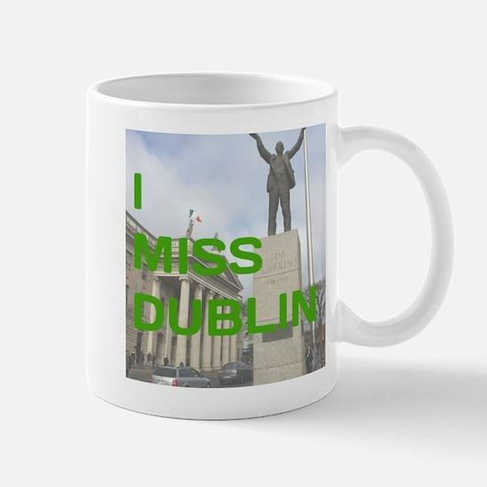 I Miss Dublin Mug