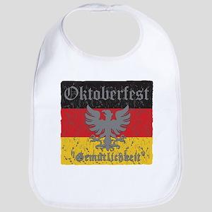 Oktoberfest Gemutlichkeit Bib