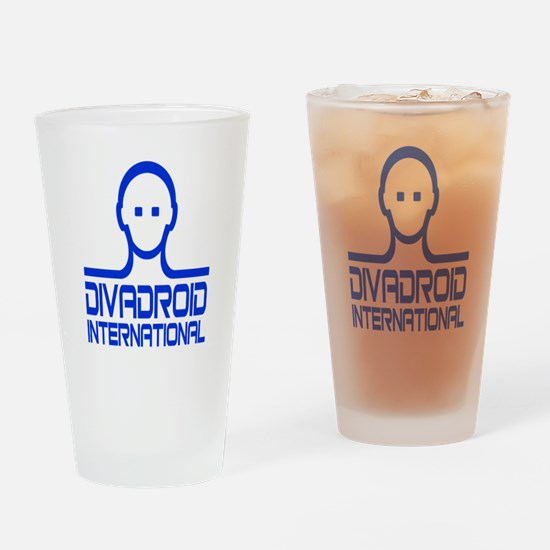 Divadroid Drinking Glass