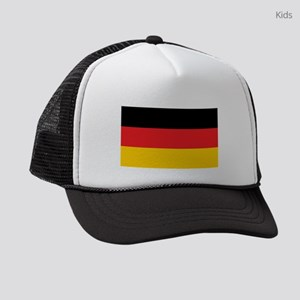 German Tricolor Flag in Black Red and Yellow Kids