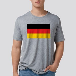 German Tricolor Flag in Black Red and Yellow Mens