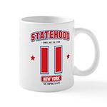 Statehood New York Mug