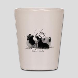 Giant Panda Shot Glass