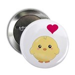 Cute Chick and Heart 2.25