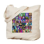 Pop Art Pet Tote Bag