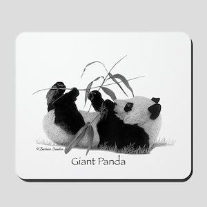 Giant Panda Mousepad