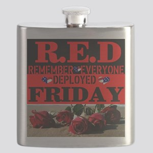 R.E.D Friday Flask