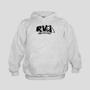 RVA Ski Movie Kids Hoodie