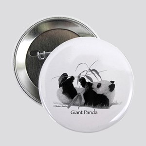 "Giant Panda 2.25"" Button"