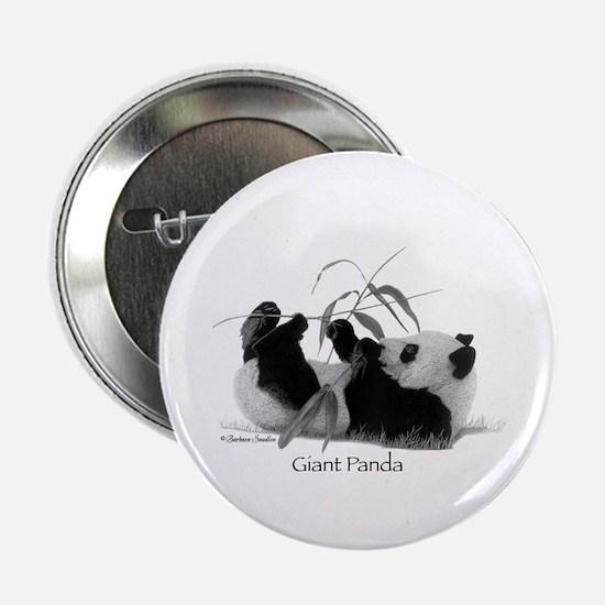 "Giant Panda 2.25"" Button"