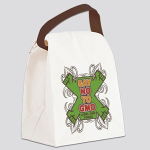 Say No to GMO Canvas Lunch Bag