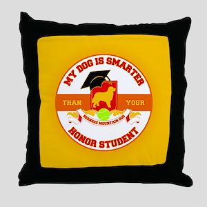 Bernese Throw Pillow