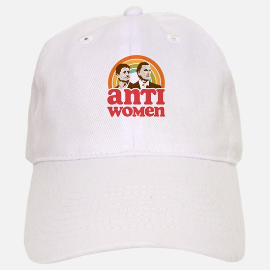Anti Women Baseball Baseball Cap