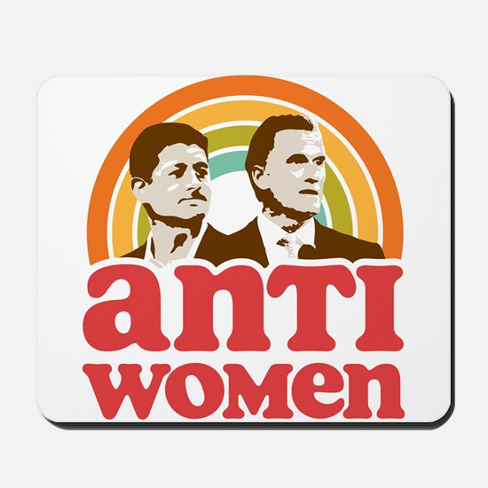 Anti Women Mousepad