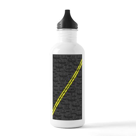 Marathon Road Race Stainless Water Bottle 1.0L