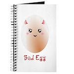 Funny Bad Egg Journal