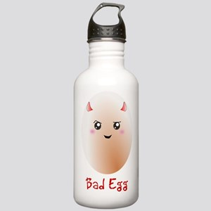 Funny Bad Egg Stainless Water Bottle 1.0L