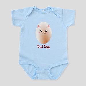 Funny Bad Egg Infant Bodysuit