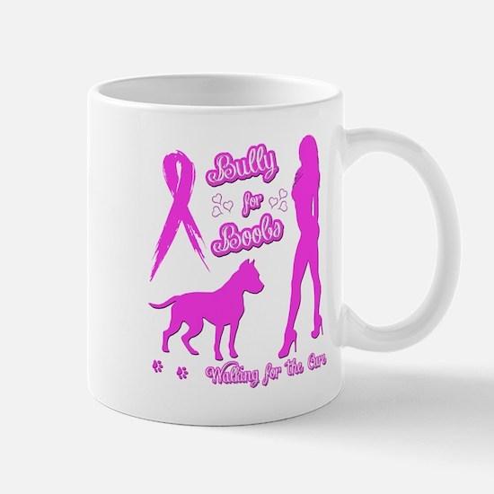 Bully for Boobs Mug