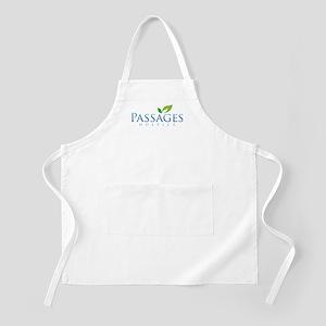 Passages Hospice Logo Apron