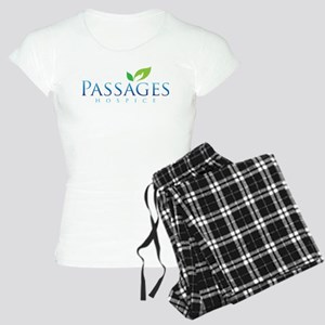 Passages Hospice Logo Women's Light Pajamas