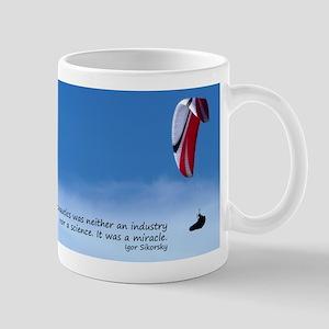 Aviation miracle mug