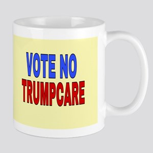 VOTE NO TRUMPCARE Mugs