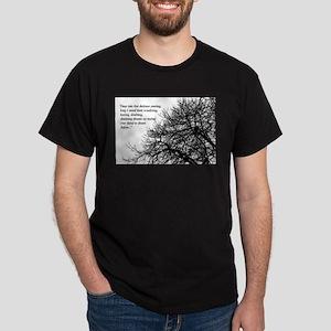 Dreams No Mortal Dared To Dream Before T-Shirt
