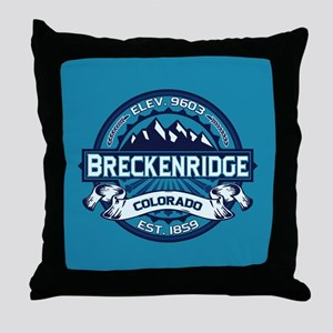 Breckenridge Ice Throw Pillow