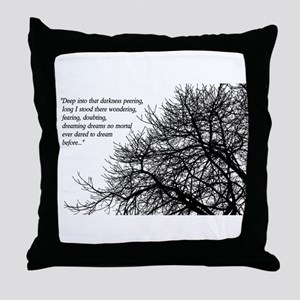 Dreams No Mortal Dared To Dream Throw Pillow