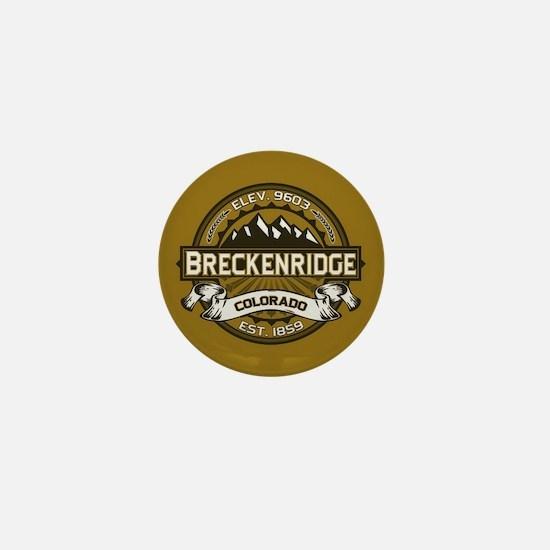 Breckenridge Tan Mini Button