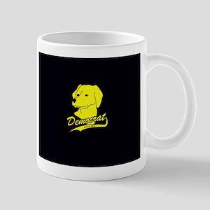 Yellow Dog Democrat Mug