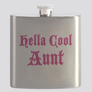 Hella Cool Aunt Flask