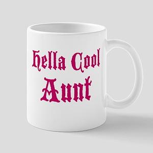 Hella Cool Aunt Mug