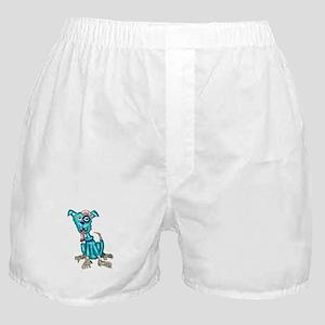 Zombie Dog Boxer Shorts