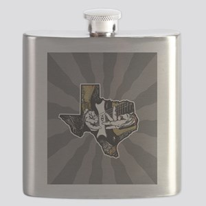 Texas Guitar Flask