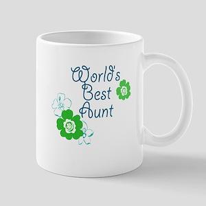 Worlds Best Aunt Mug
