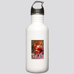 It Was The Night Befor Stainless Water Bottle 1.0L