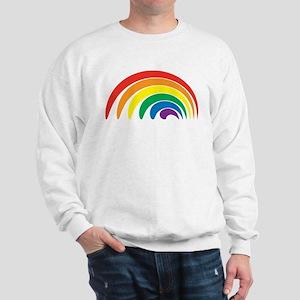 Funky Rainbow Sweatshirt