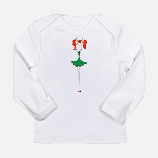 SassyFrau Long Sleeve Infant T-Shirt
